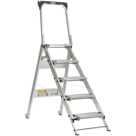 Wt5 Industrial Step Stool Rolling Step Ladder Xtend