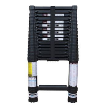 Xtend + Climb Contractor Series Telescoping Ladder, Front View Closed