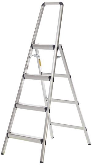 FT4 ultra-light aluminum series step stool