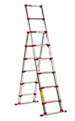 extended SL675P pro series telescoping ladder