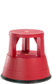 xtend + climb red stable stool, specialty step stool