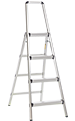 xtend + climb ft4 ultra-light aluminum series step stool