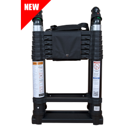 XXC Contractor Series Ladder, Front View Closed - NEW