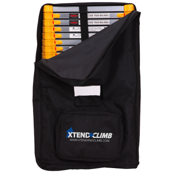 Xtend + Climb telescoping ladder accessories, x + c carrying bag