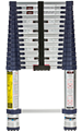 closed 785P pro series telescoping ladder