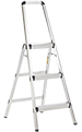 xtend + climb ft3 ultra-light aluminum series step stool